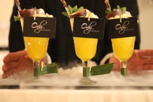 Passionsfrugt cocktails cocktaiils