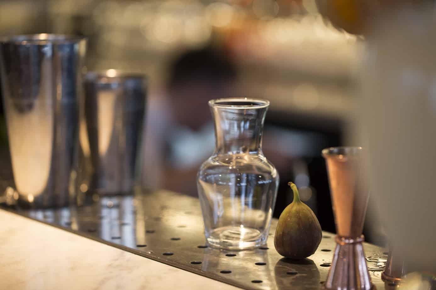 udstyr cocktail bar