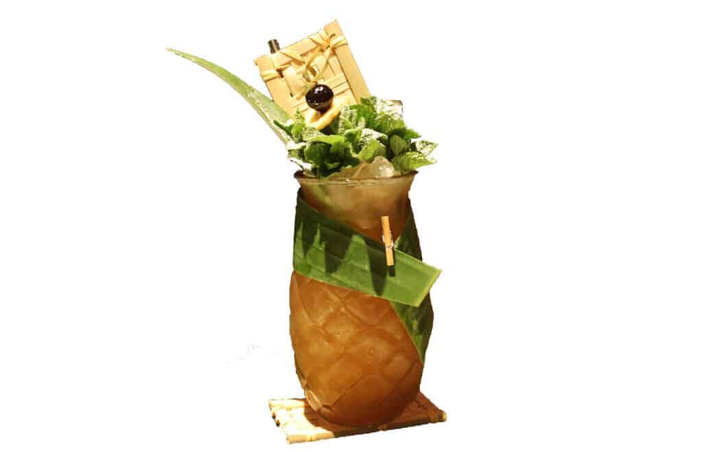 shaolin tiki cocktail