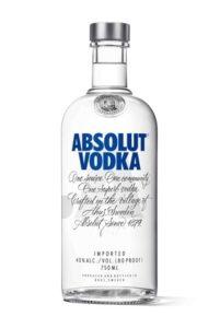 Absolut Vodka Pernod Ricard