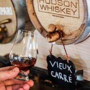 hudson whiskey whiskysmagning