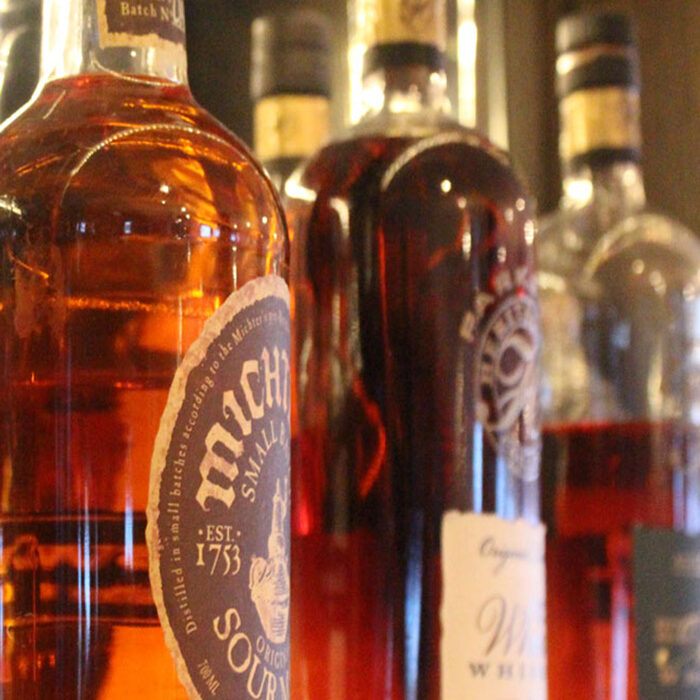 parkers heritage bourbon whiskysmagning