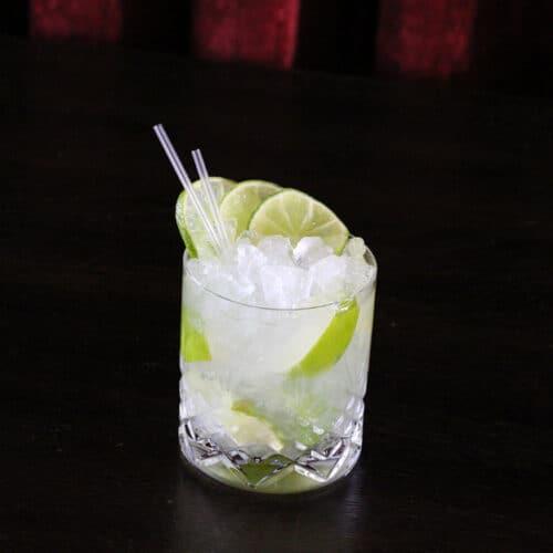 caipirinha opskrift cocktaiils bartendertjenesten.dk