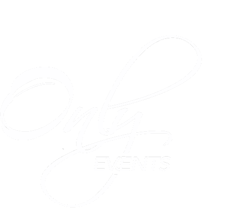 only events cocktail catering logo