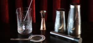 udstyr til cocktailbar