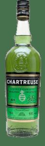 grøn chartreuse