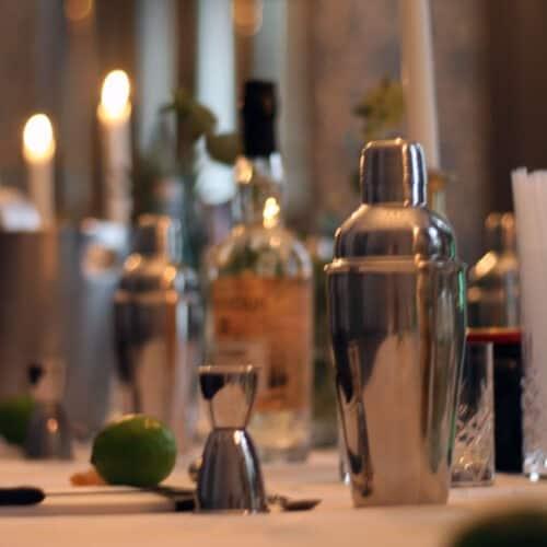 Cocktailkursus Polterabend