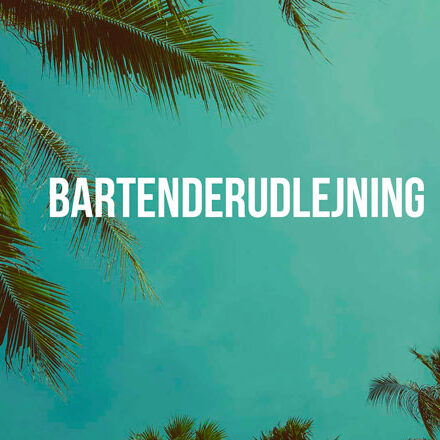 bartenderudlejning jungle background